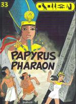 PAPYRUS Issue 33 Papyrus pharaon
