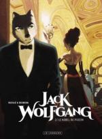 Issue 2 of JACK WOLFGANG coming soon !