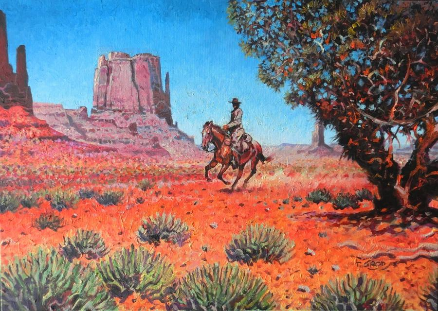 Original painting from Durango