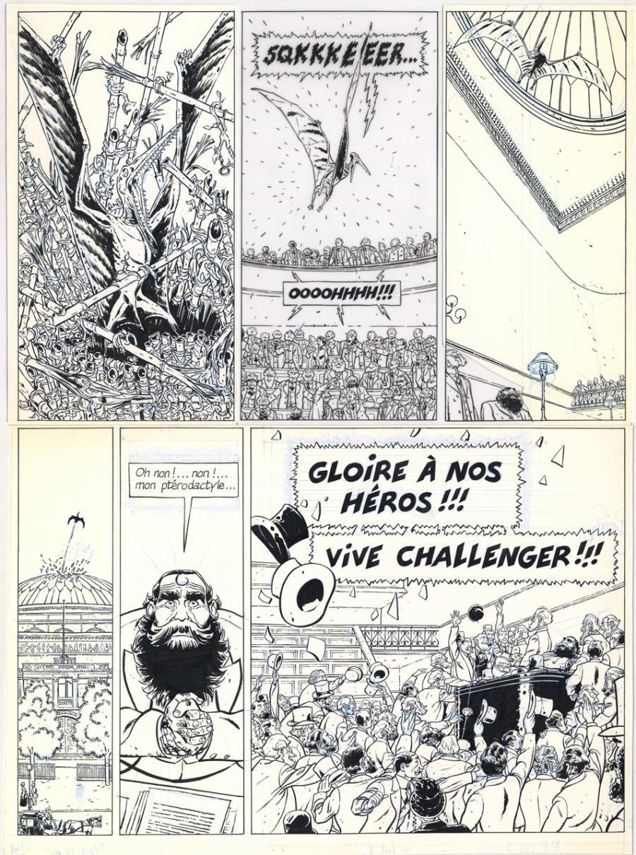 les mondes perdus de conan doyle tome 2 le royaume des morts
