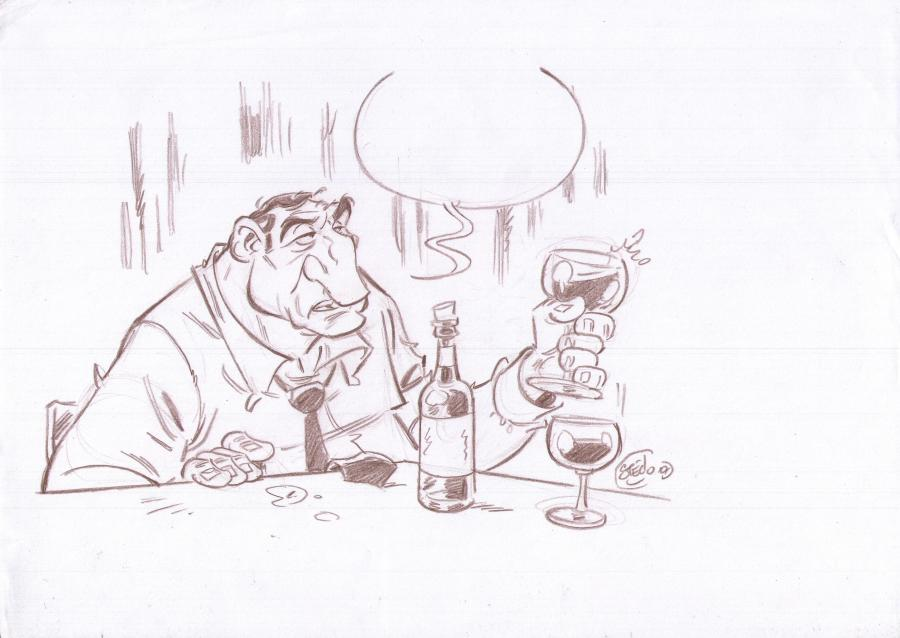 Original illustration 1 LES TONTONS FLINGUEURS