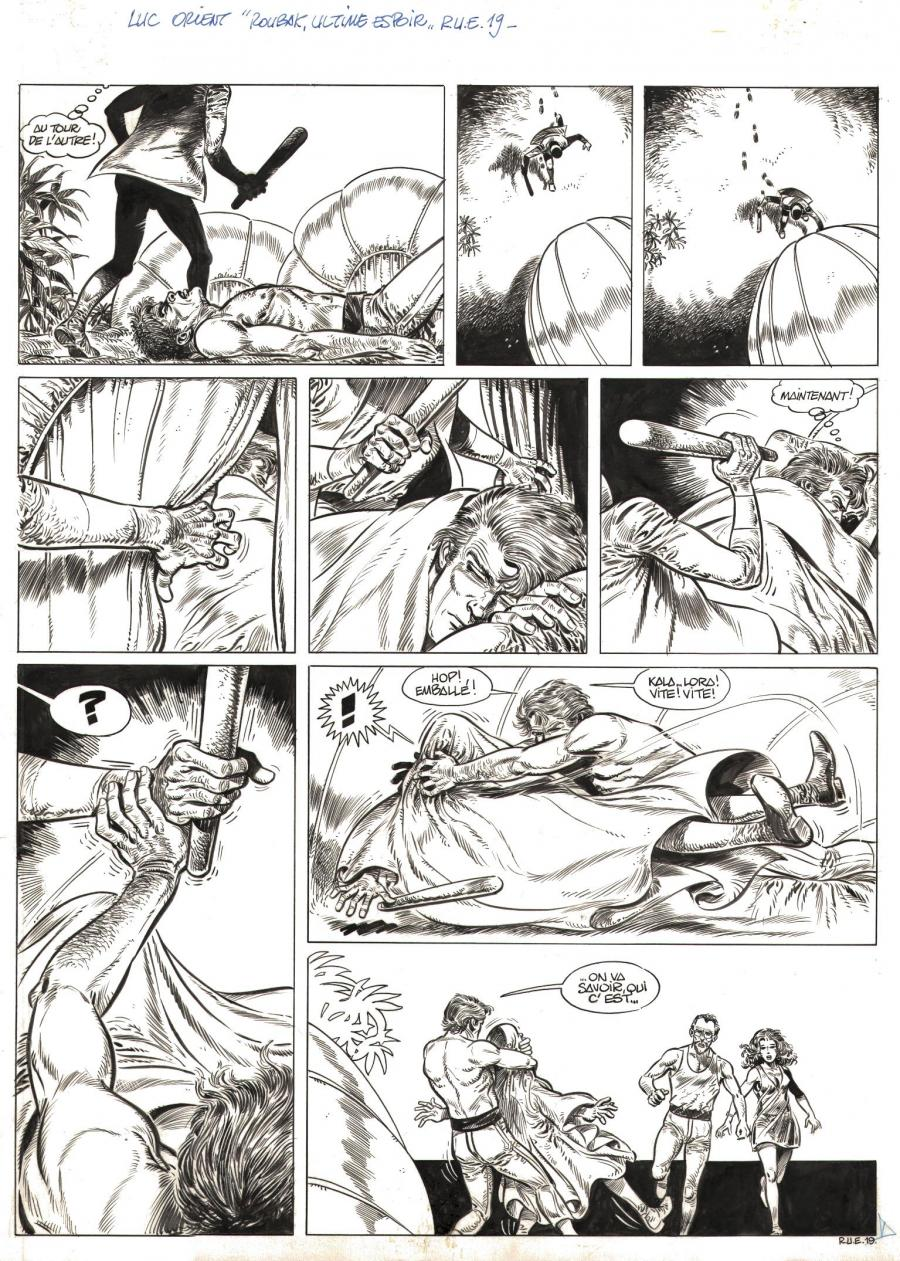 LUC ORIENT  issue 15 page 19