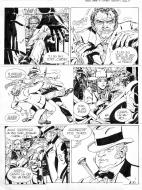 Original page 3 of Harry Chase - issu 5 - Danger immédiat by Walter Fahrer