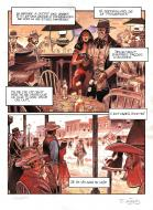 Original comic art 3 from Obispo - Pas besoin de regrets - by Thierry Girod