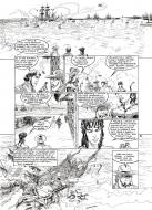 Hauteville House comic series issue 8 original comic page 37