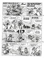 Original comic page 4 from IZNOGOUD issue 1 - Le Grand Vizir, episode 6