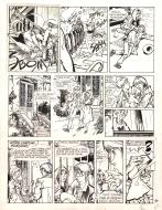 Original comic page 13 from JEROME K JEROME BLOCHE Issue 1 by Alain DODIE
