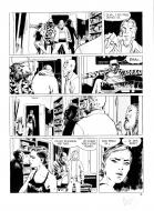 Original comic page 116 of LE TEMPS DES SAUVAGES by Sébastien GOETHALS