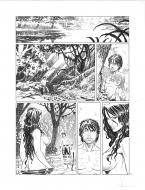 Bande Dessinée : Original page 52 of LAYLA by MIKA