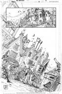 Original comic art 01 from Fables Issue 70 by NIKO HENRICHON