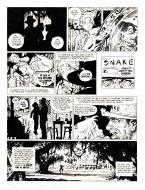 Original comic page 27 from O'BOYS Issue 1 - Le Sang du Mississippi par Steve CUZOR