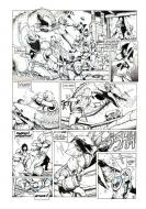 PELLET's original comic art from FOREST OPAL Issue 8 comic page 4