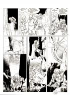 Original comic page 29 from ARIA Issue 14 by Michel WEYLAND