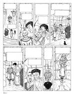 Original comic Page 30, Issue 5 from Le vent des dieux by Philippe ADAMOV