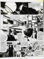 Original page 39 of Les Naufragés du Temps issue 3 by Paul GILLON