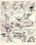 Original comic page 40 from TOTOCHE issue 2 by Jean TABARY