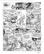 Bande Dessinée : Blueberry (The youth) Issue 9 original comic page 12