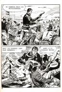 Robert LEGUAY's original comic art BUCK JOHN page 6