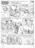 Original comic page 4 from - Joseph II le réformateur - by Philippe DELABY