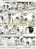 Original comic page 3 from Whamoka et Whikilowat