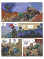 Original comic art 29 from Donjon Brasseurs Issue 6 by Yoann
