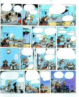 JOE BAR TEAM Issue 2  original colour Art page 22