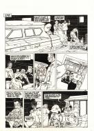 NEIGE issue 8 original comic page 26