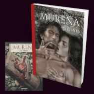 MURENA art print - n°41 - Les Epines, edited by Comics Empire