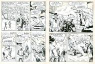 RAWHIDE KID La poursuite planches 25 et 26