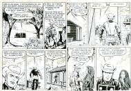 RAWHIDE KID La poursuite planches 9 et 10