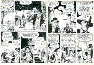 RAWHIDE KID La poursuite planches 15 et 16