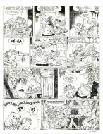 Original comic page 29 Issue 2 LEGENDS OF PERCEVAN