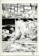 SOLO original comic page 32 issue 1 part 2
