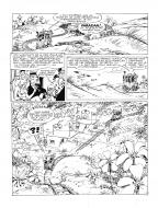 Original comic page 9 from OLIVIER RAMEAU Issue 6 by DANNY