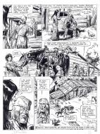 BUDDY LONGWAY Issue 10 original comic page 19