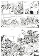 SOLO original comic page 3 by MARTIN