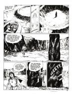 THE VAGABOND LIMBO Issue 11 original comic page 26