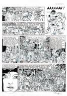 TOUBLANC's original comics art from VASCO Issue 24 page 42