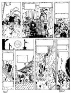 Original comic Page 36 Issue 5 from Le vent des dieux by Philippe ADAMOV